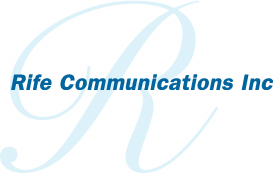 Rife Communications Logo